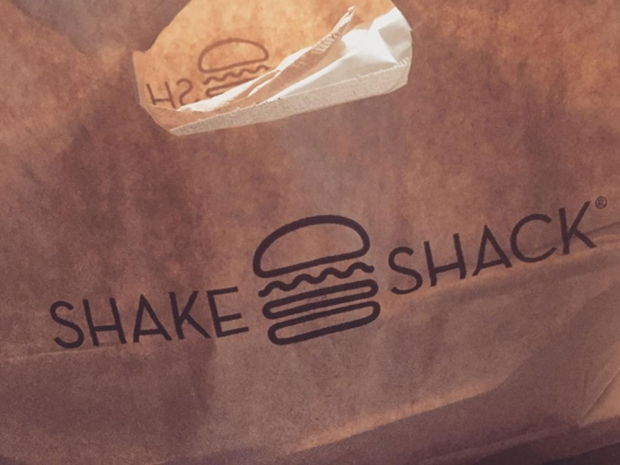 Perrie Edwards' Shake Shack