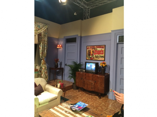 Monica's ACTUAL apartment