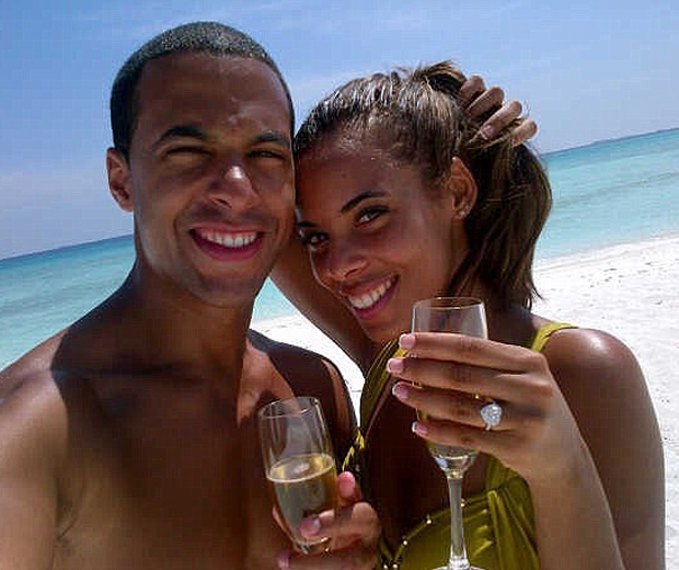 marvin rochelle humes engaged