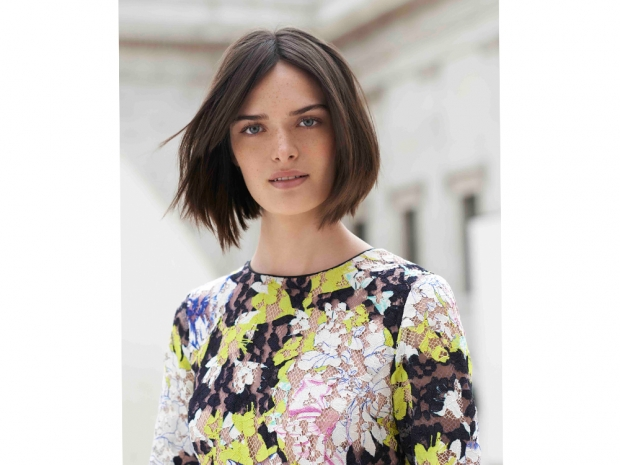 Sam Rollinson in Label campaign