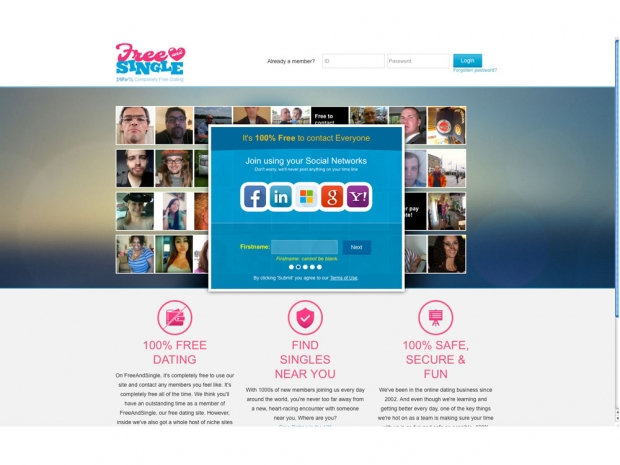 Dating Sites: Free And Single