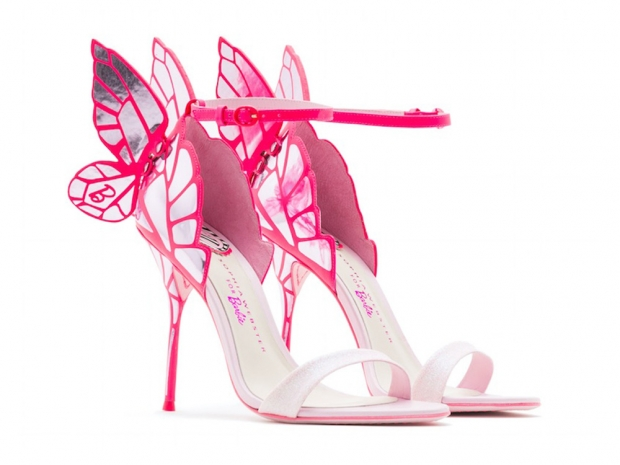Barbie by Sophia Webster 'Chiara' Sandals
