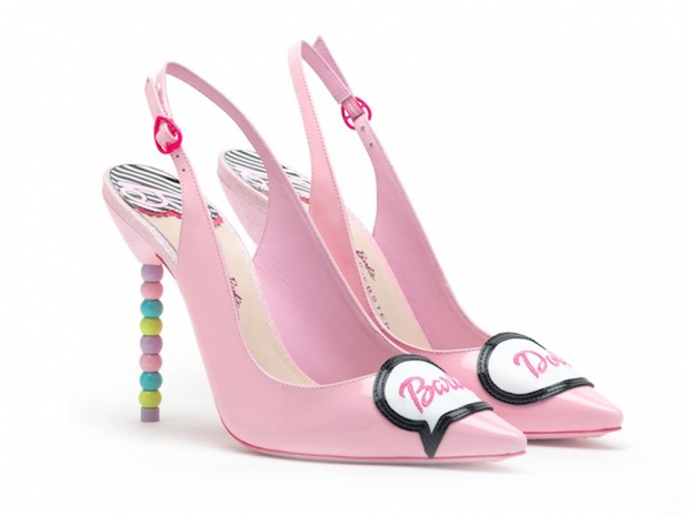 Barbie by Sophia Webster 'Tyra' shoes