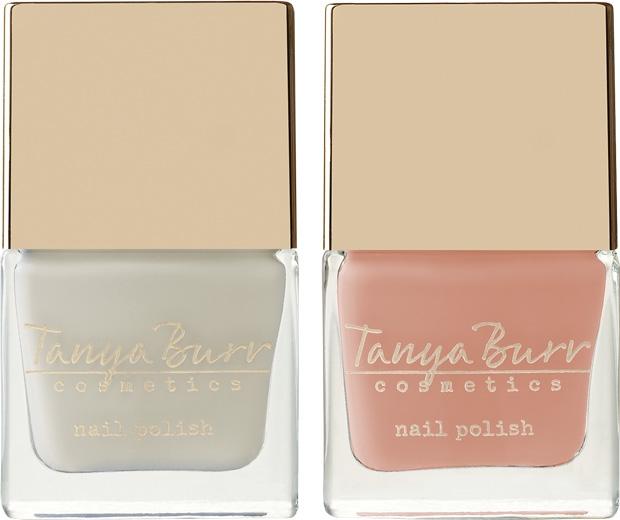 Tanya Burr's new nail polishes