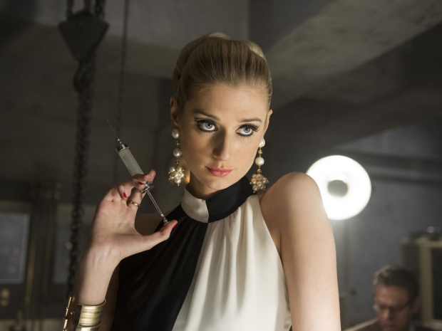 Elizabeth Debicki in 'The Man From U.N.C.L.E'