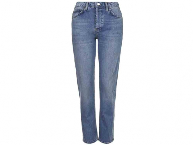 Topshop Girlfriend Jeans