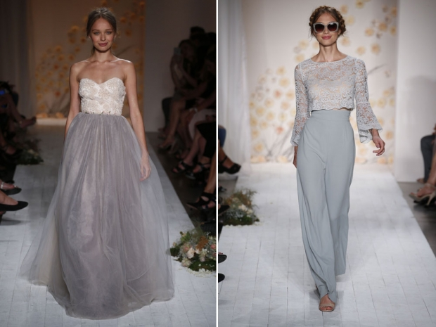 Two standout looks from Lauren Conrad's show.