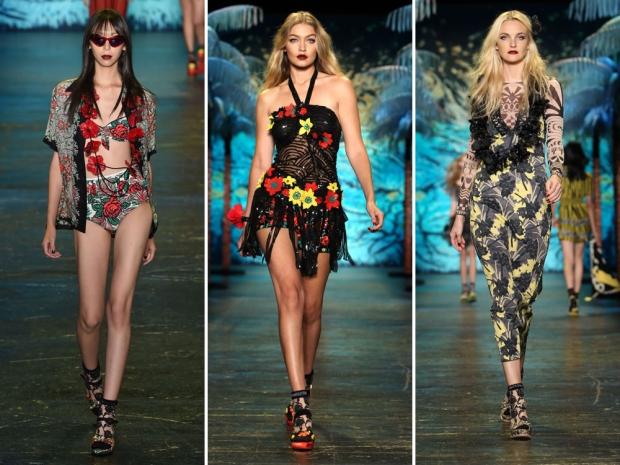 Anna Sui New york Fashion Week