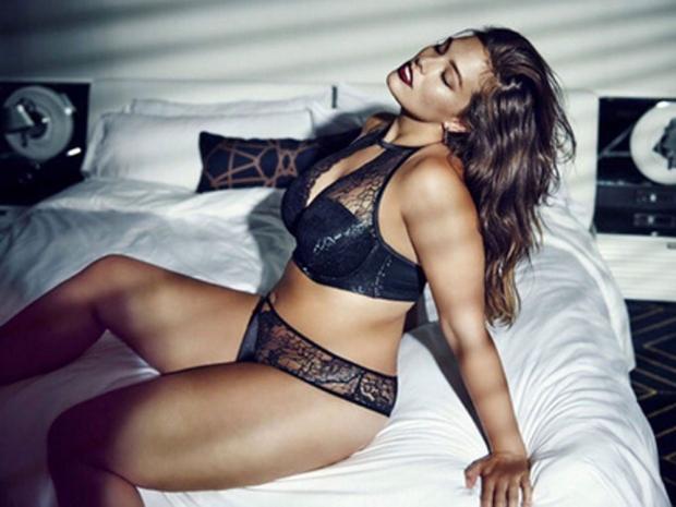 Ashley Graham lingerie