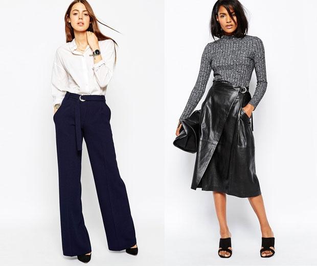 ASOS workwear clothing