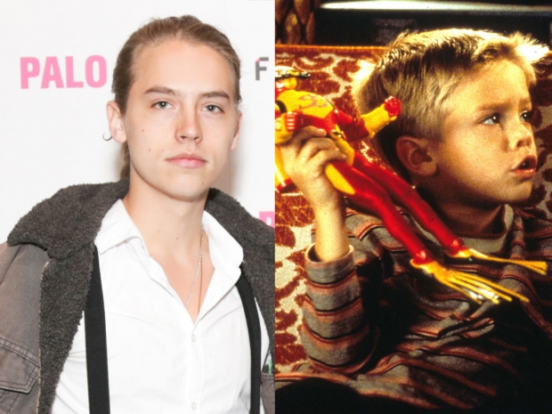 Child stars then and now: Ben from Friends then and now