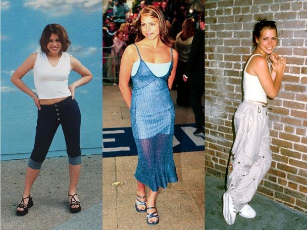 Billie Piper 90s