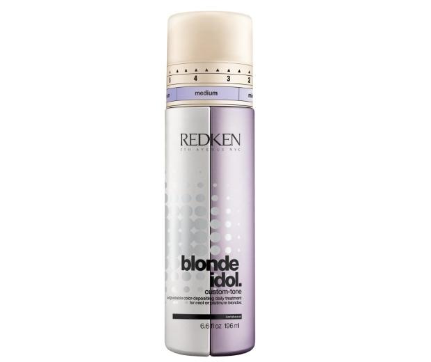 Redken Blonde Idol Shampoo and Custom Conditioner