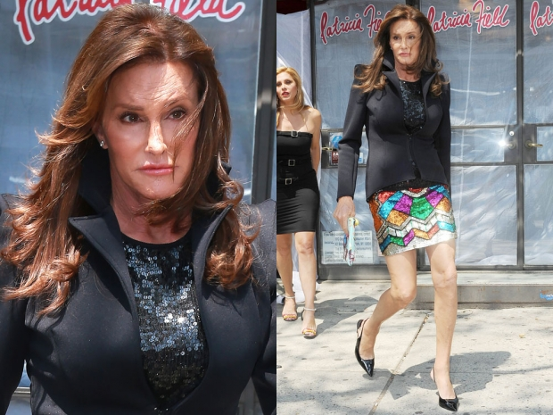 Caitlyn Jenner in New York