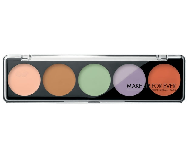 Make Up For Ever 5 Camouflage Cream Palette, £25.50