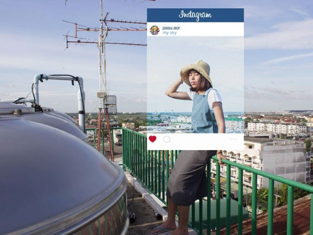 Chompoo Baritone's Instagram photo
