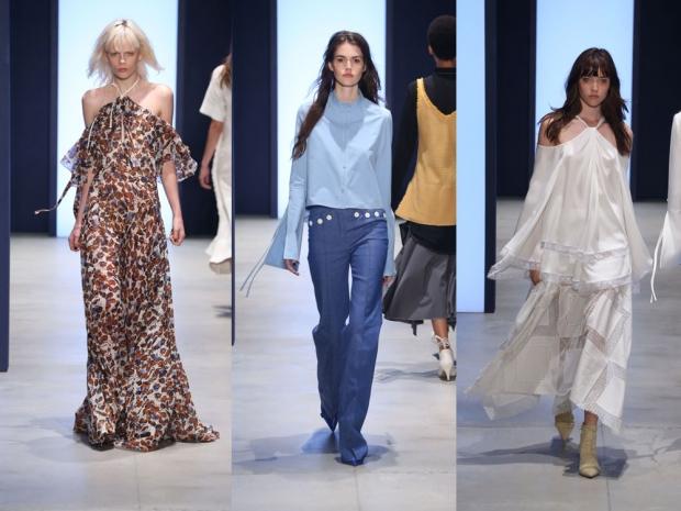 Derek Lam New York Fashion Week
