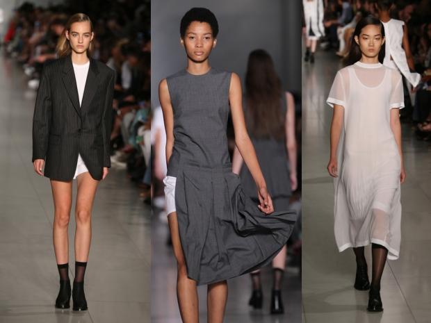 DKNY SS16 at New York Fashion Week