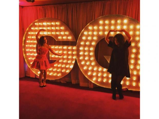 Emilia Clarke GQ Men of the Year