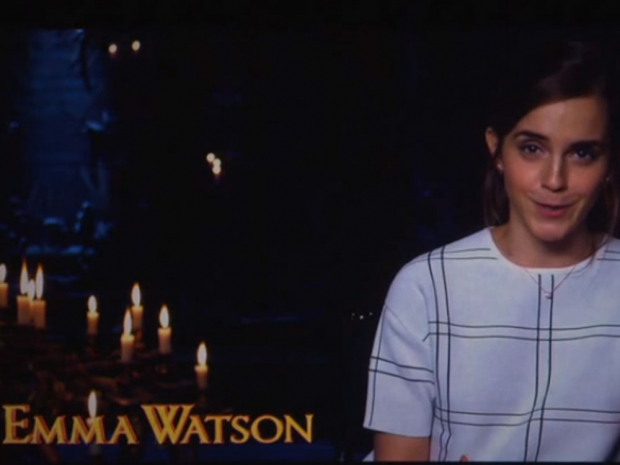 Emma Watson speaks about Beauty And The Beast