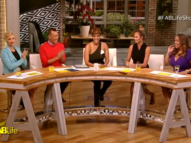 Chrissy Teigen and Tyra Banks on FABLife