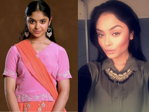 padma patil from harry potter then and now