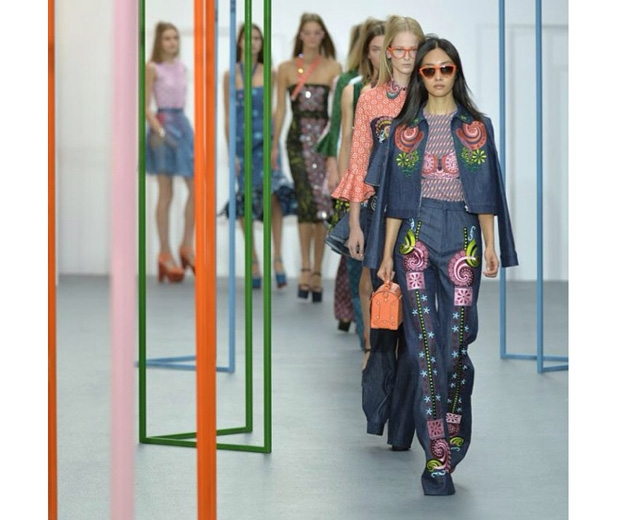 Holly Fulton's SS16 collection