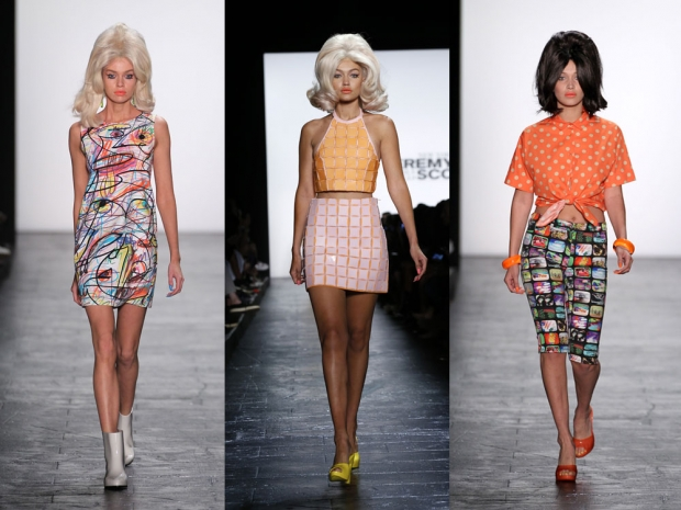 Jeremy Scott New York Fashion week