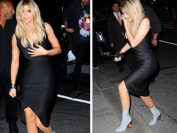 Kylie Jenner's New York Fashion Week wardrobe