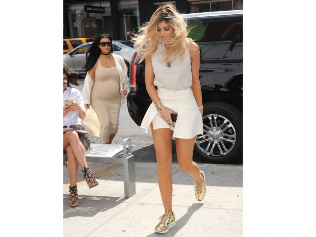 Kylie Jenner at New York Fashion Week