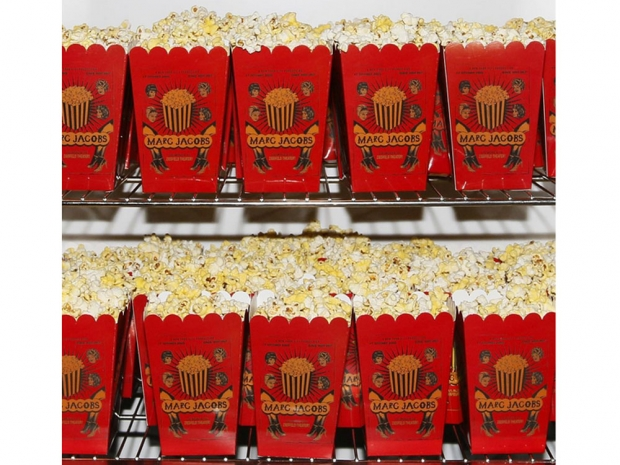 The chicest popcorn you'll ever see.