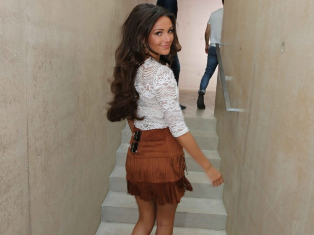 Michelle Keegan for Lipsy
