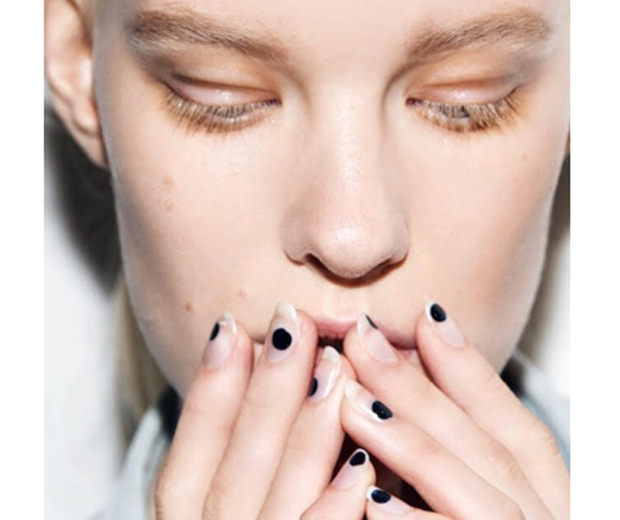 Nails at Adam Selman