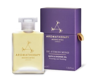 Aromatherapy De-Stress Bath Oil