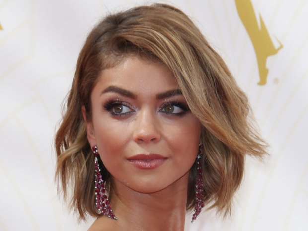 Sarah Hyland at the Primetime Emmys