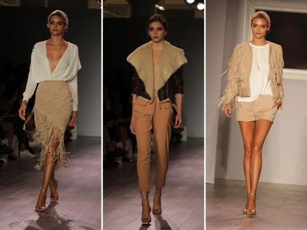 Serena Williams New York Fashion Week