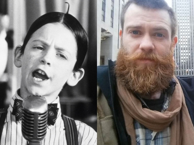 Bug Hall from The Little Rascals