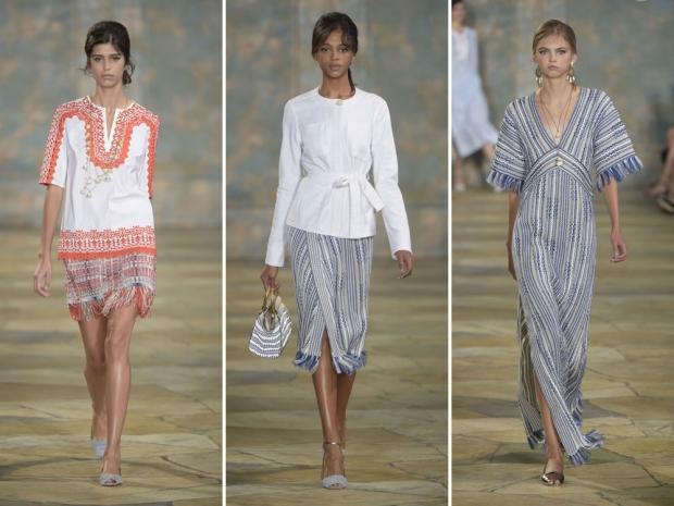 Tory Burch New York Fashion Week