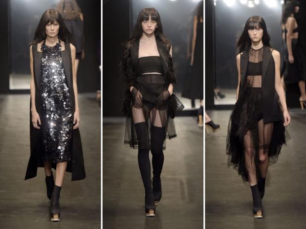 Vera Wang New York Fashion Week