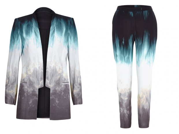 Zoe Jordan Suit jacket and trousers