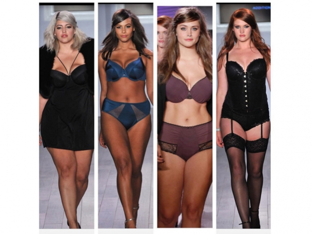 Ashley Graham New York Fashion Week Show