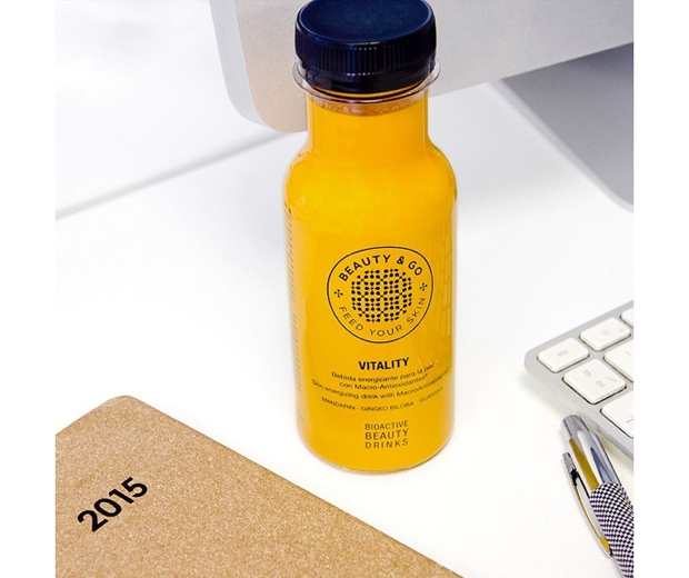 The Beauty & Go Vitality drink