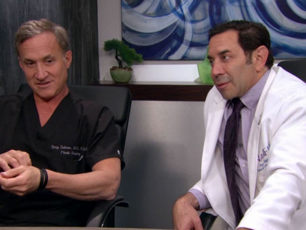 Dr Paul Nassif and Dr Terry Dubrow