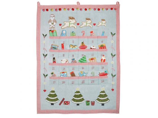 Biscuit advent calendar