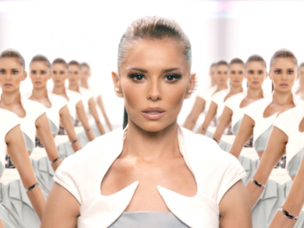 Cheryl Fernandez-Versini in The X Factor trailer