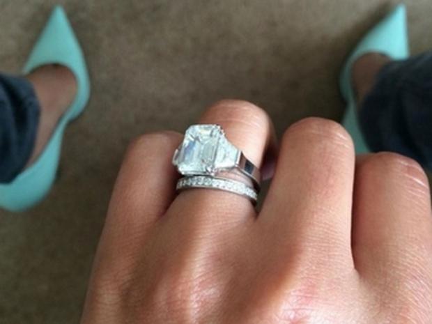 Cheryl Fernandez-Versini wedding ring