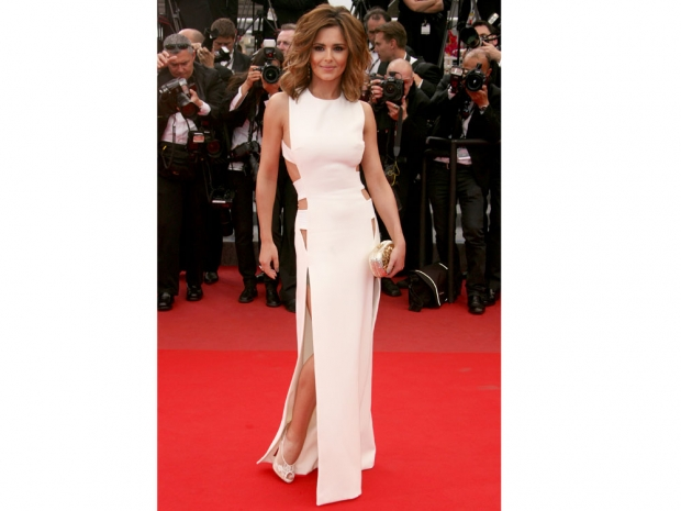 Cheryl Fernandez-Versini at the Cannes Film Festival