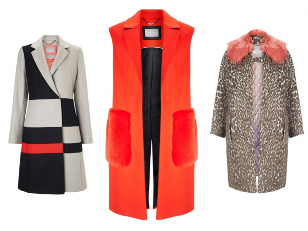 Grace & Oliver's statement coats are top of LOOK's Lucy's new season list