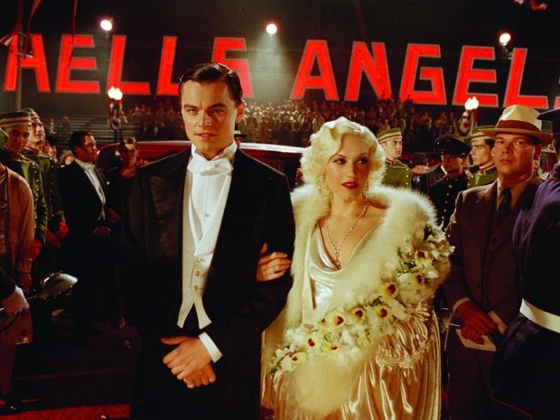 Gwen Stefani and Leonardo DiCaprio