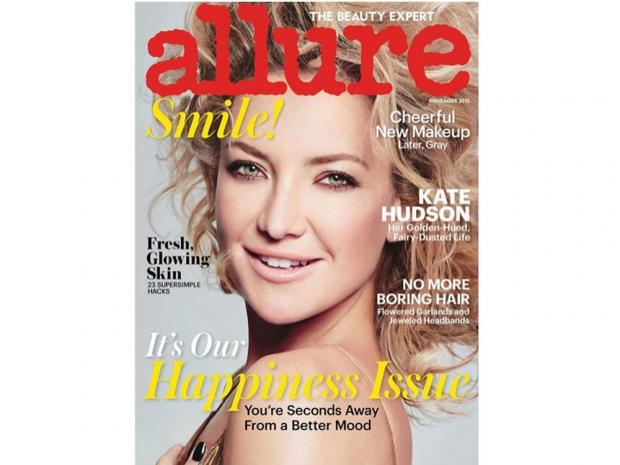 Kate Hudson Allure
